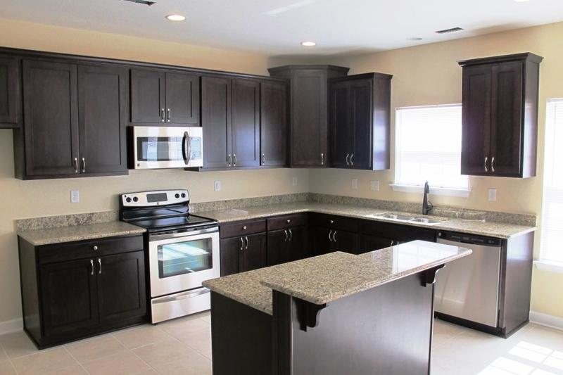 Step Charcoal Grey Kitchen